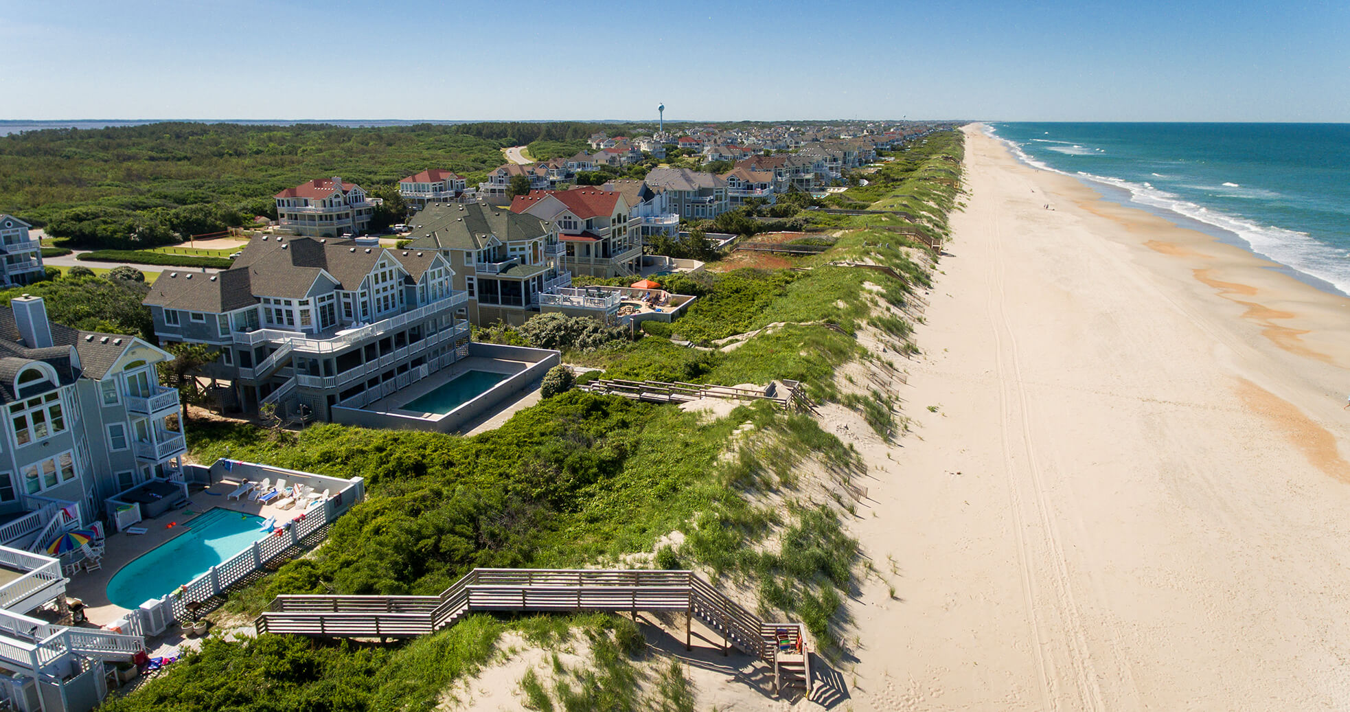 Outer Banks Oceanfront Vacation Rentals | Twiddy