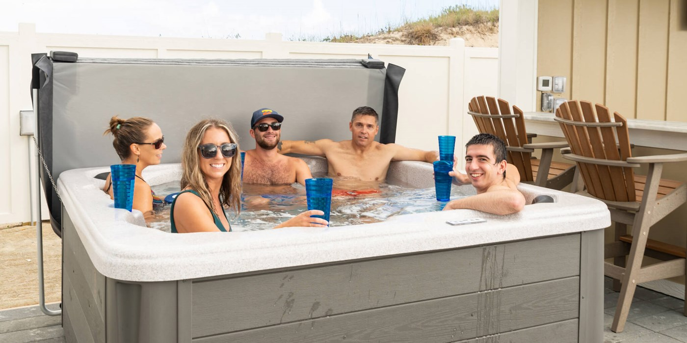 Outer Banks Hot Tub