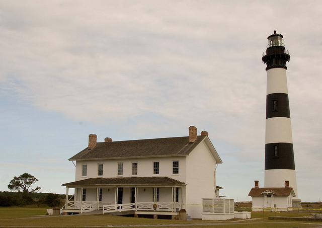 Bodie Island Lighthouse Nags Head