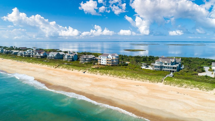 Oceanfront Outer Banks Rentals