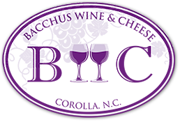 Bacchus Wine and Cheese logo