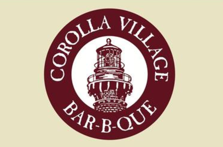 Corolla Village Barbecue logo