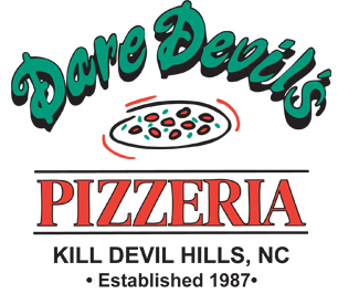 Dare Devil's Pizzeria logo