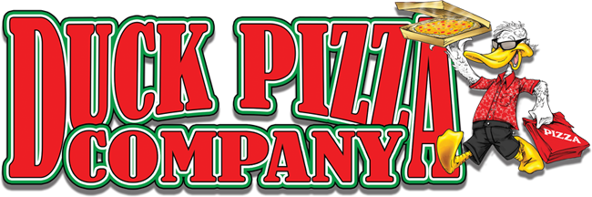 Duck Pizza Company logo