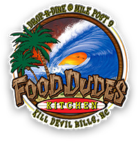 Food Dudes Kitchen logo