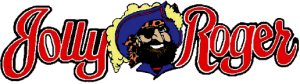 Jolly Roger Restaurant logo
