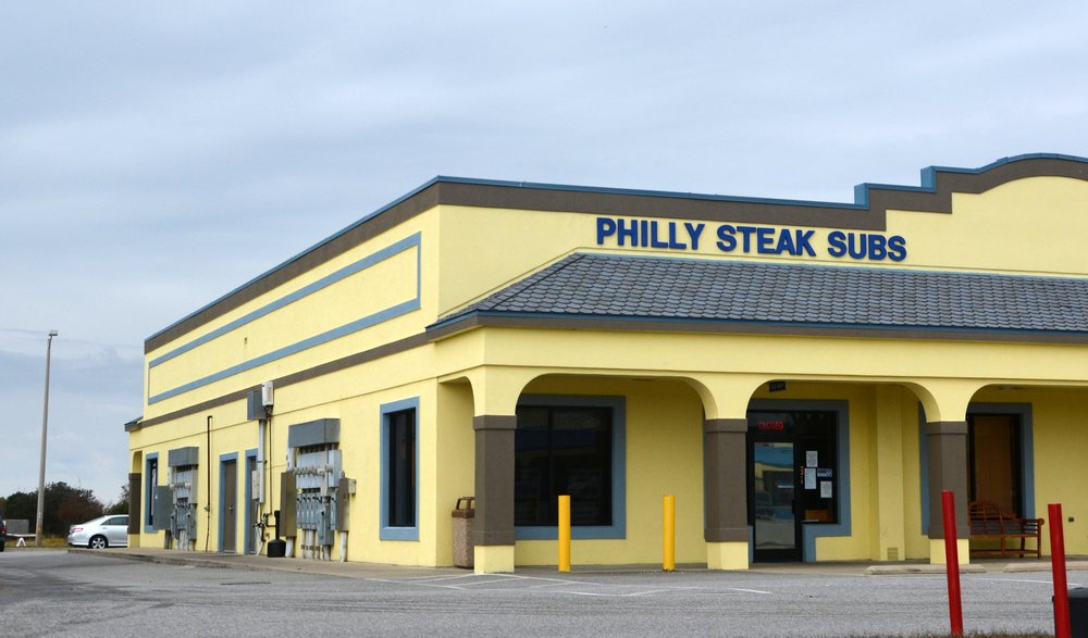 Philly Steak Subs exterior