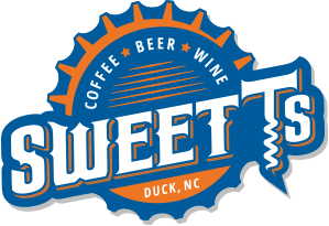 Sweet T's Coffee Beer & Wine logo