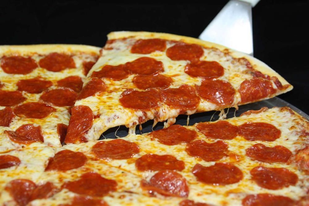Giant Slice Pizza