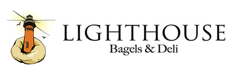 Lighthouse Bagels & Deli logo