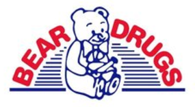 Bear Drugs Kitty Hawk logo