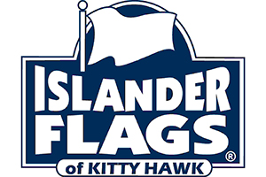 Islander Flags logo