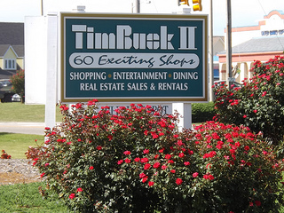 TimBuck II sign