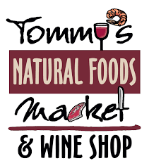 Tommy's Natural Foods Market & Wine Shop logo