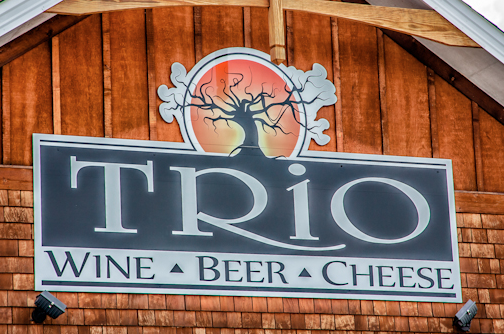 Trio Wine Bar exterior