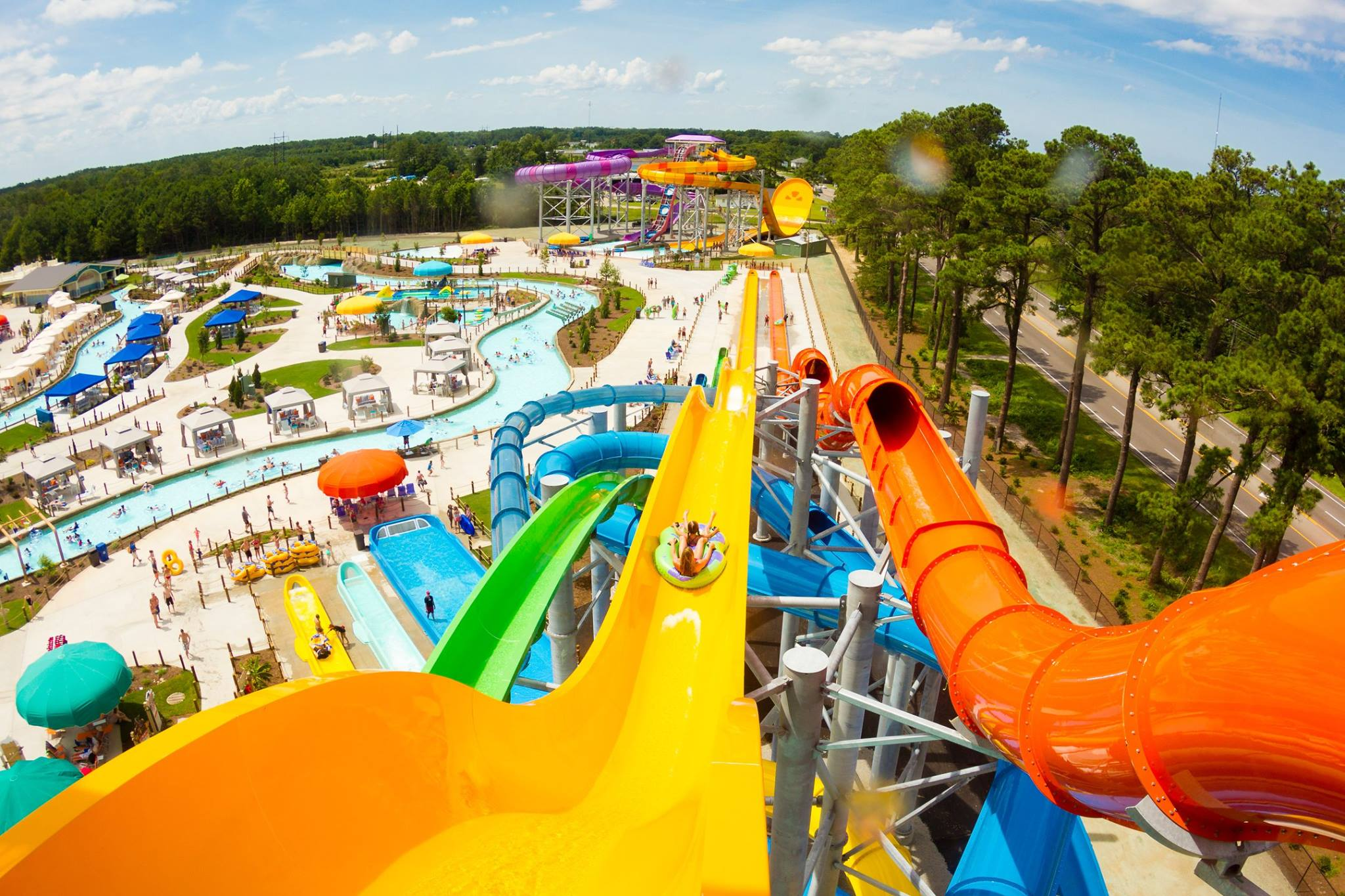 Outer Banks Waterpark H2OBX
