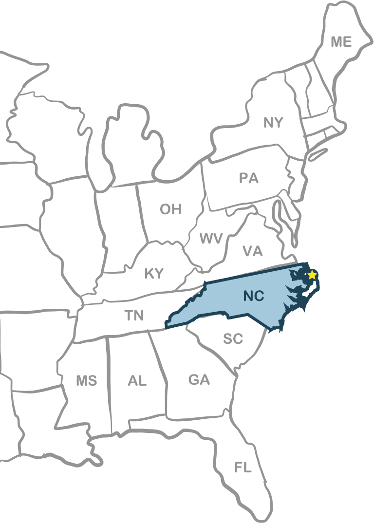 OBX Map